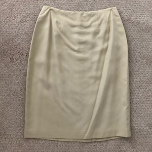 Ellen Tracy Pencil Skirt